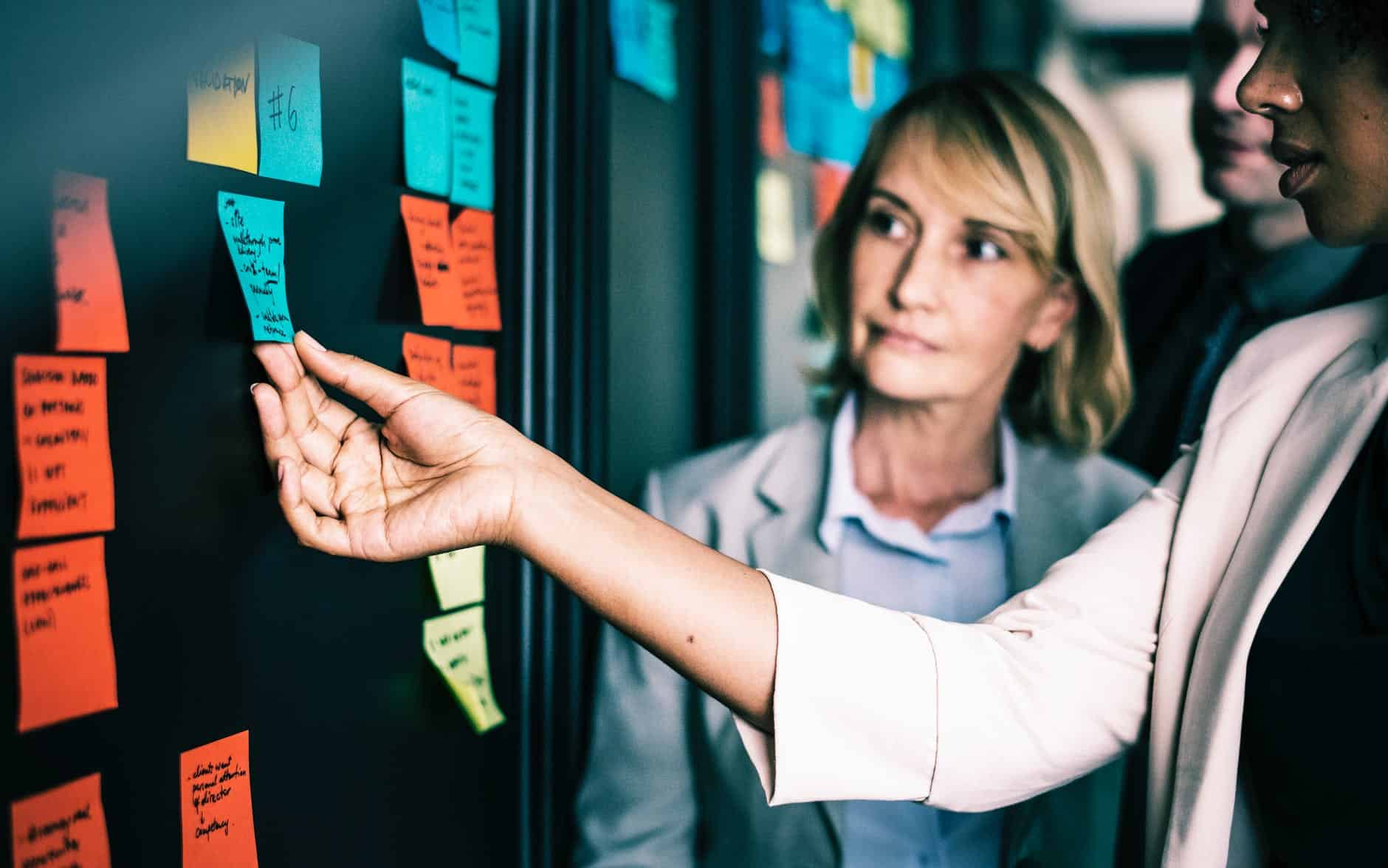 the agile business