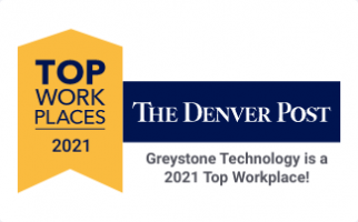 2021 Top Work Places Badge